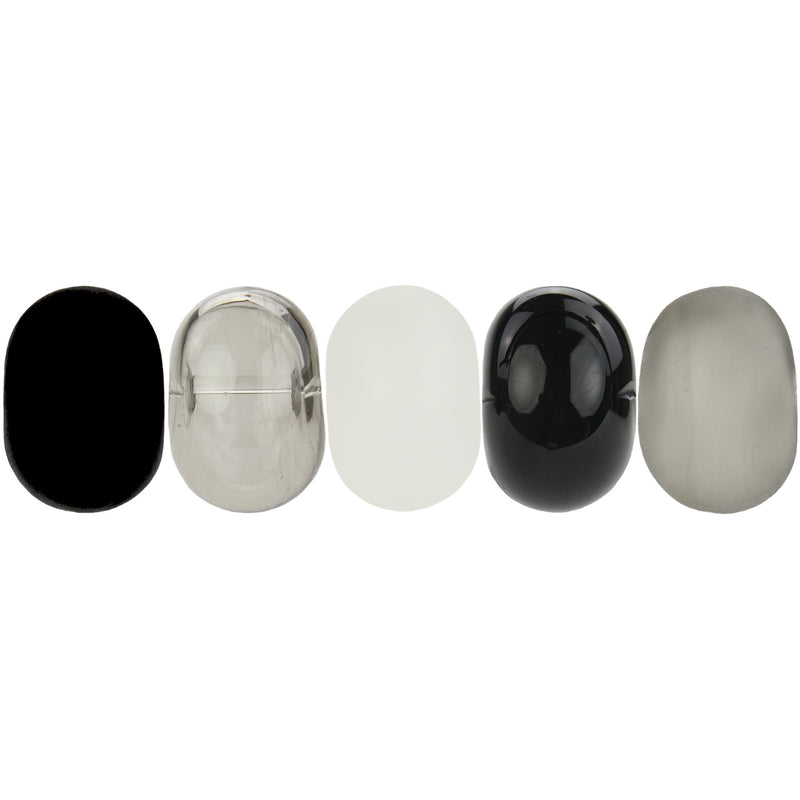 Black & White Bead Set 2