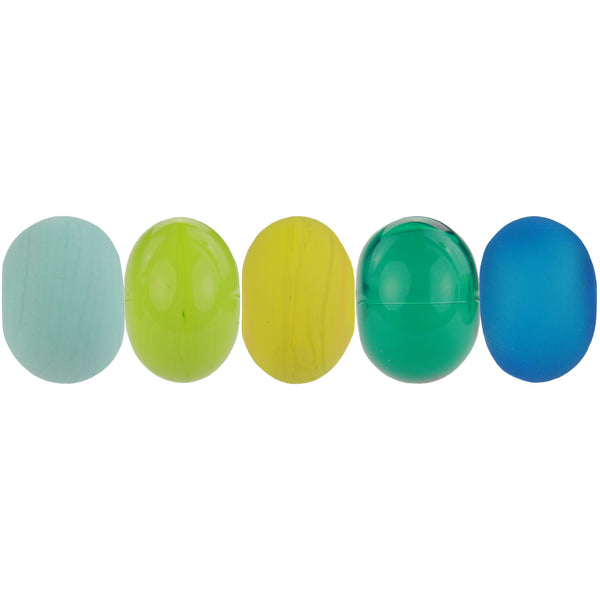 Blue-Green Bead Set 1
