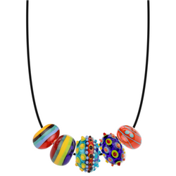 5 bead necklace - Customer's Product with price 275.00 ID I2NjOYXSnZ5s6YcUKSuFgqpT
