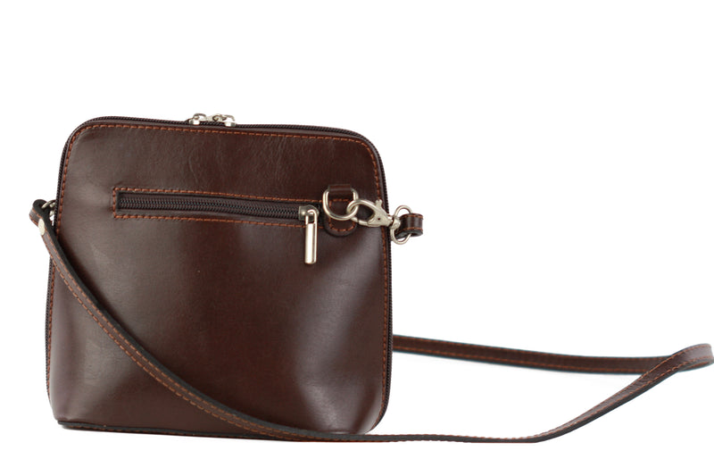 Dalida bag in dark brown
