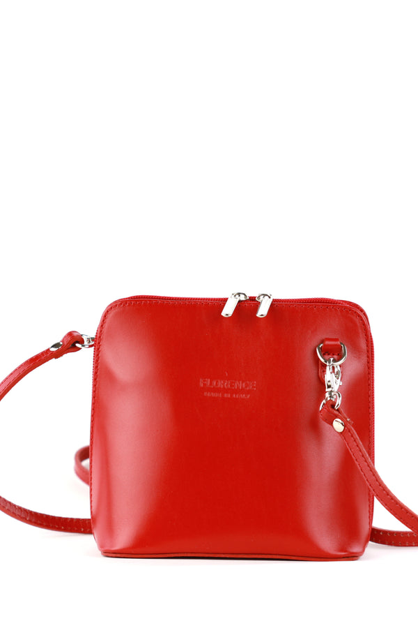 Dalida bag in light red