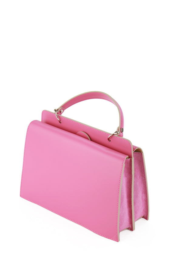Zama handbag in pink