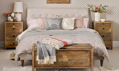 Transform Your Bedroom In 6 Easy Steps