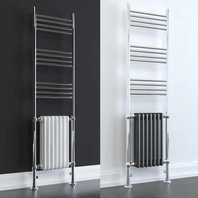 Dual Fuel Heated Towel Rails - Why Are They Important?