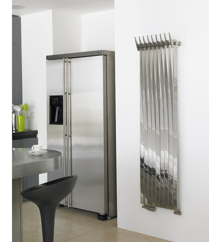 Aeon Clipper Stainless Steel Radiator