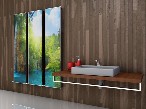 Radox Quartz Tropical Radiator