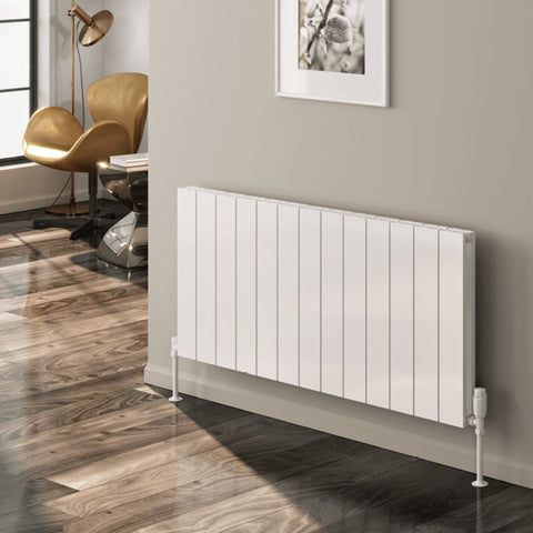 A Horizontal Radiator