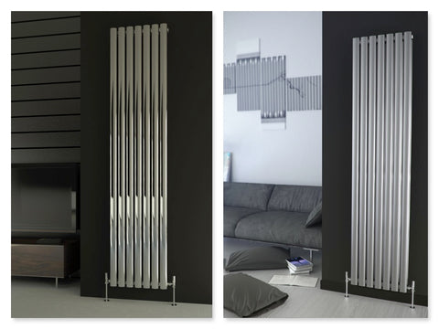 Mayfair Stainless Steel Vertical