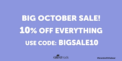 BIG October Sale