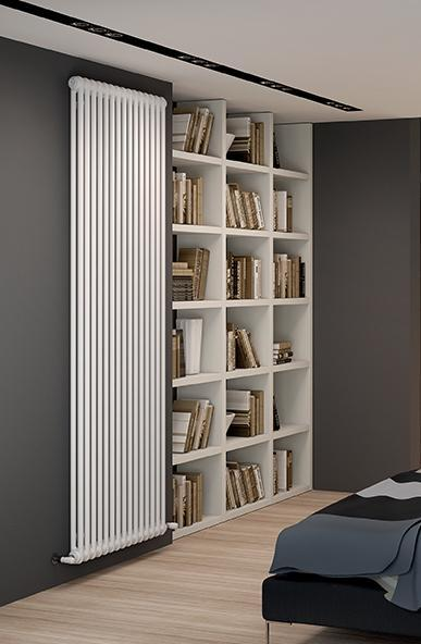 The Milan - 2 Column Radiator - Wall Mounted