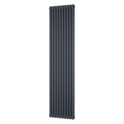 Trade Range - 2 Column Vertical Radiator - Anthracite