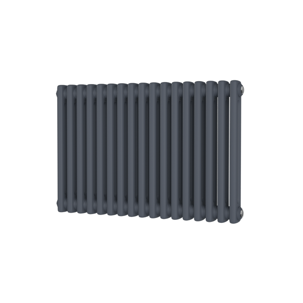 Trade Range - 2 Column Radiator - Anthracite