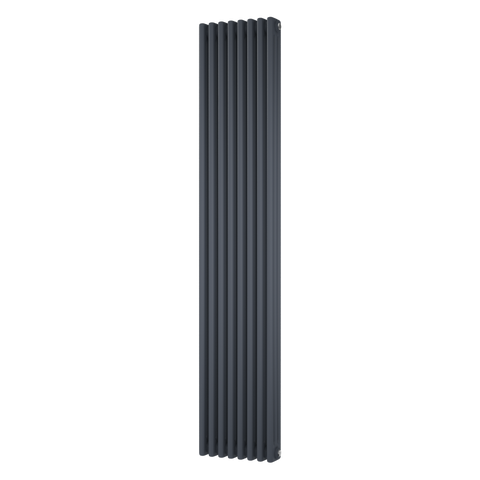 Trade Range - 3 Column Vertical Radiator - Anthracite