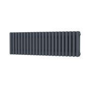 Trade Range - 3 Column Radiator - Anthracite
