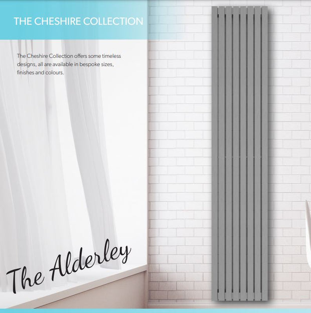 SBH The Alderley Vertical Designer Radiator