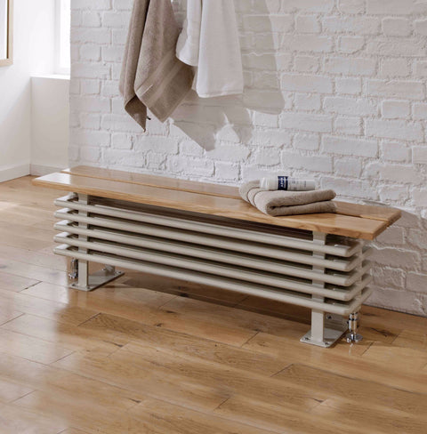 The Milan Bench Seat Radiator
