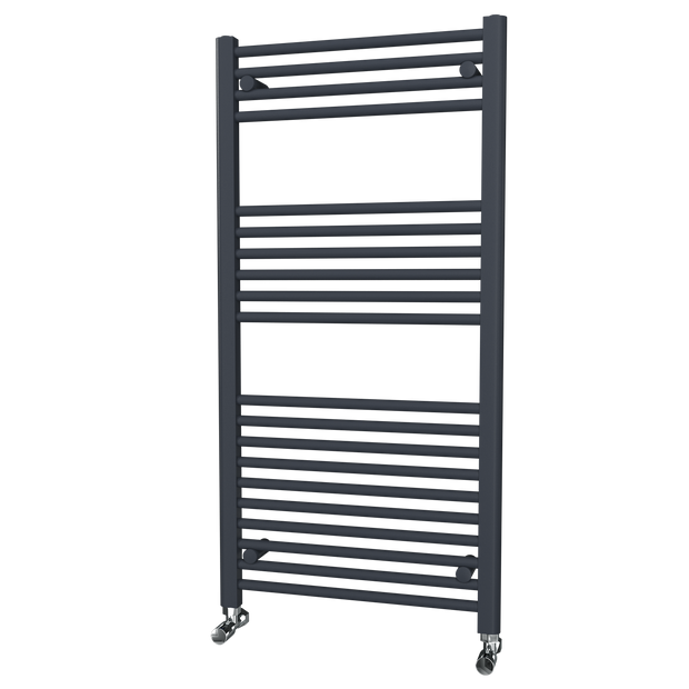 Trade Range - Anthracite Straight Towel Rail