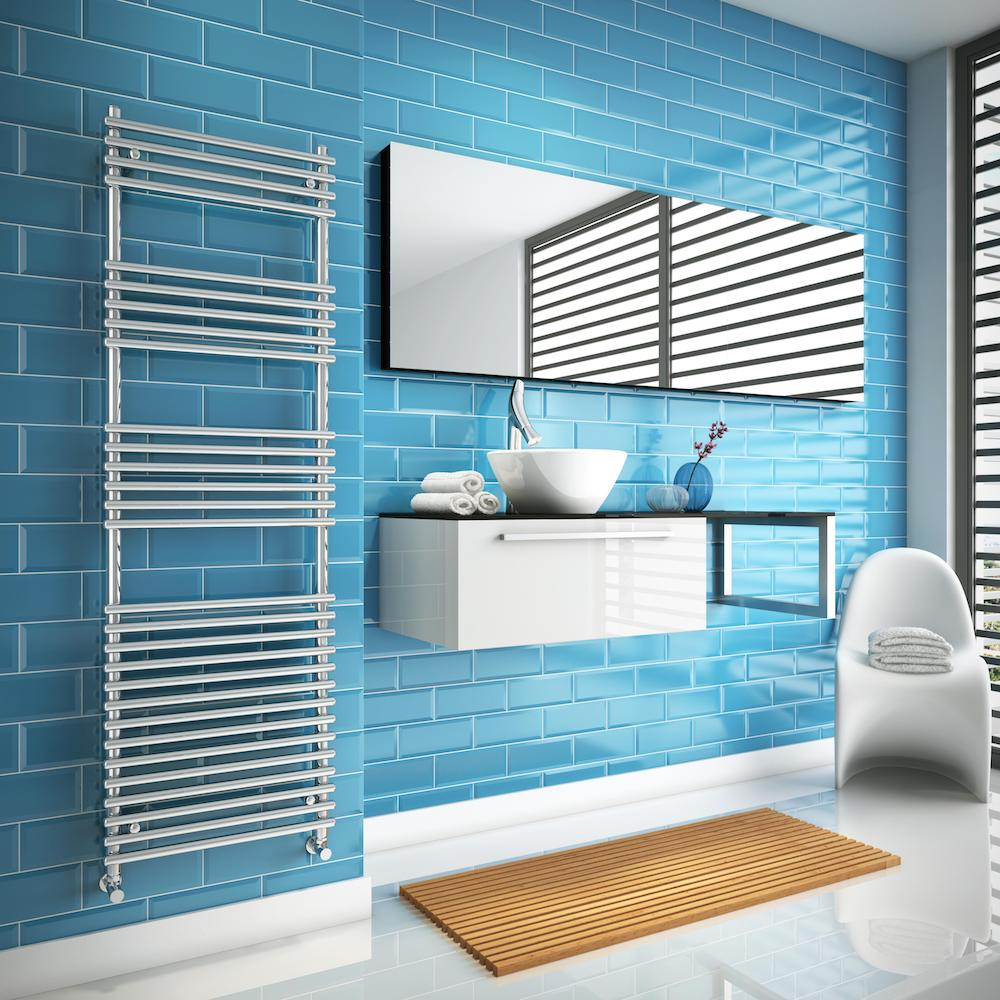DQ Altona Towel Radiator - Towel Radiator - Great Rads Ltd. - 1