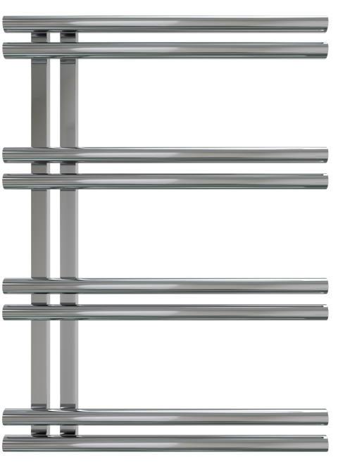 SBH - Ariel Towel Stainless Steel Radiator - Double Bar