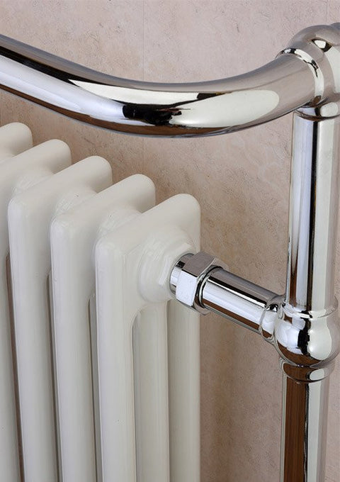 Supplies 4 Heat Boleyn Traditional Towel Radiator