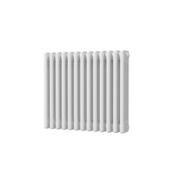 Trade Range - 3 Column Radiator - White