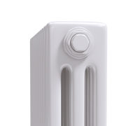 Trade Range - 3 Column Vertical Radiator - White