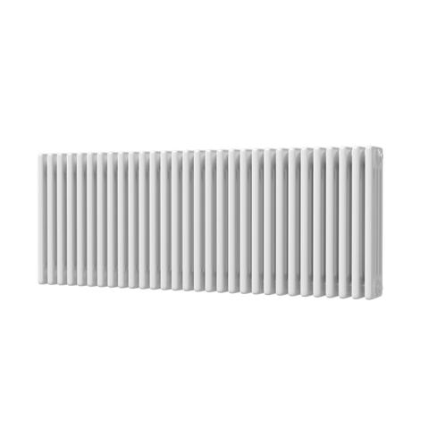 Trade Range - 4 Column Radiator - White