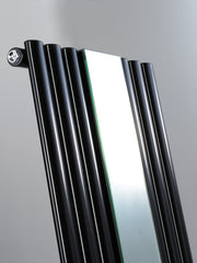 DQ Cove Mirror Radiator - Black