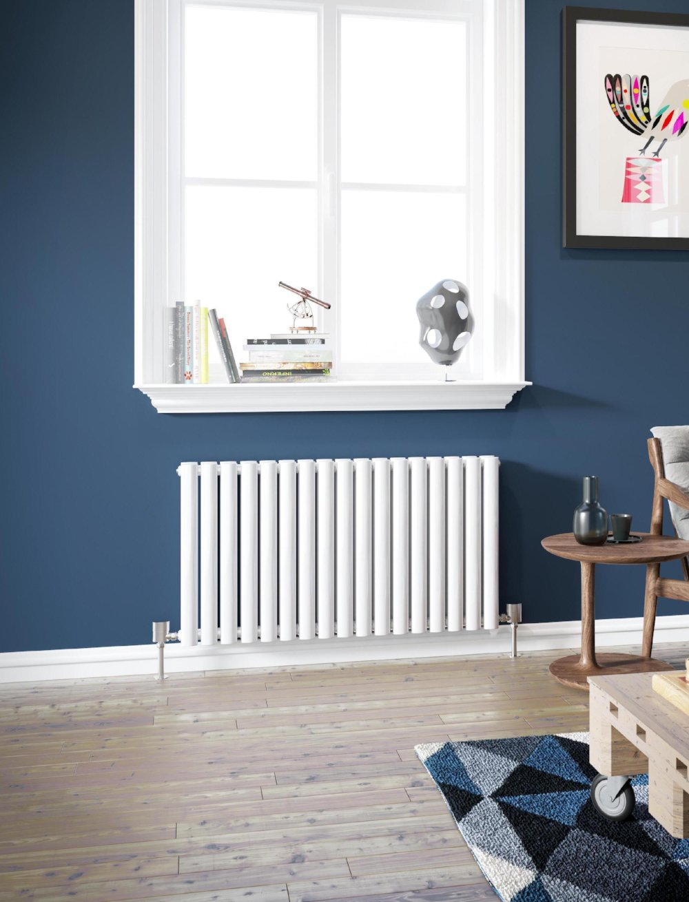 DQ Cove Horizontal Radiator — Great Rads Ltd.