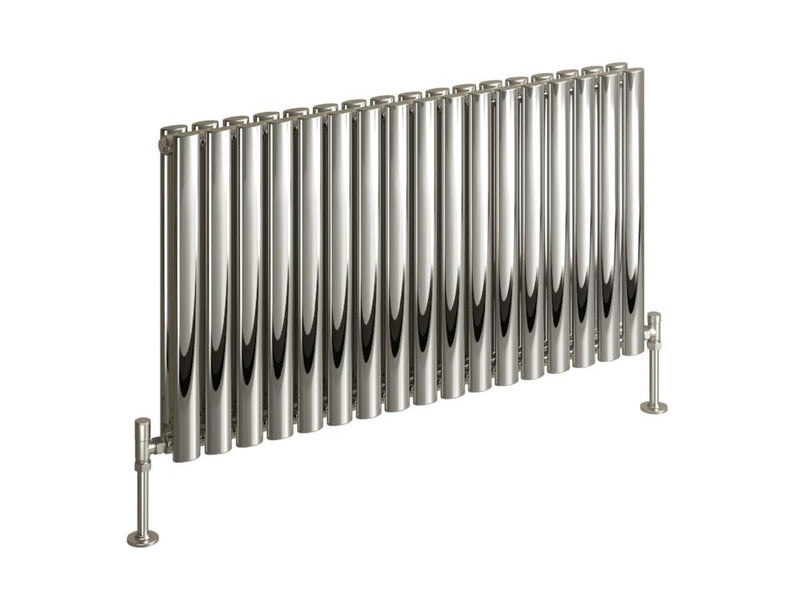 DQ Cove Stainless Steel Horizontal Designer Radiator