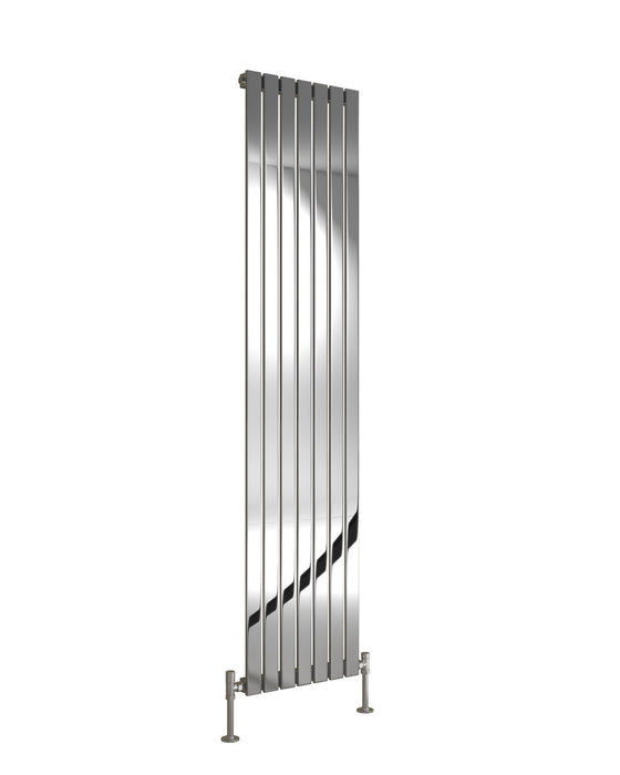 DQ Delta Vertical Stainless Steel Radiator