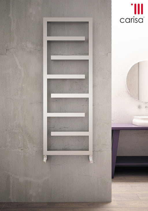 Carisa Eclipse Stainless Steel Towel Radiator