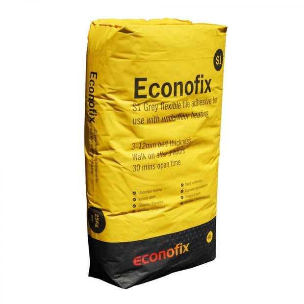 Thermogroup Econofix Flexible Tile Adhesive
