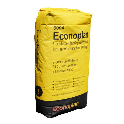 Thermogroup Econoplan Self-Levelling Compound