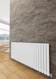 The Sloane - Horizontal Aluminium Radiator
