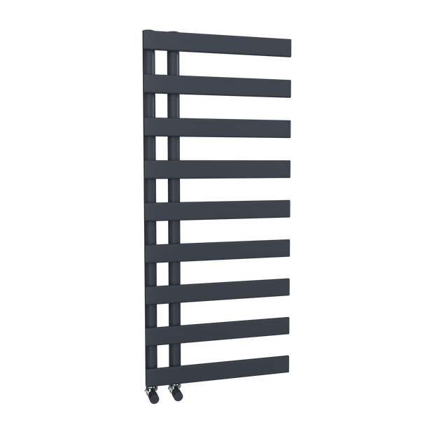 The Belgravia - Designer Towel Rail - Anthracite