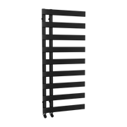 The Belgravia - Designer Towel Rail - Black