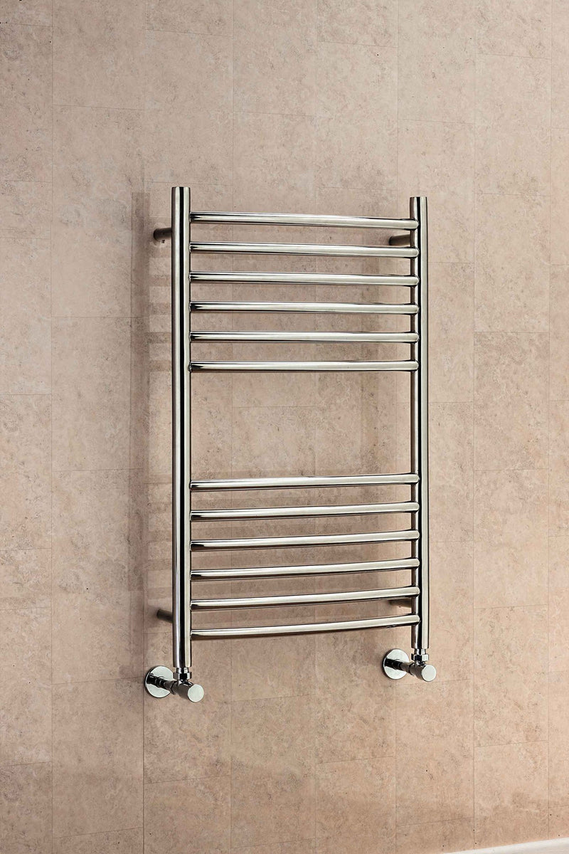 Supplies 4 Heat Lanark Curved Towel Radiator