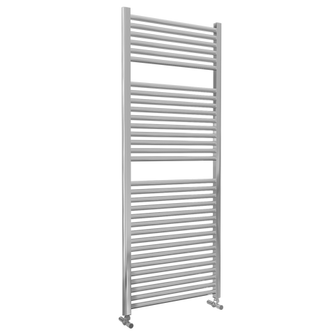 Lazzarini Roma - Chrome Straight Towel Rail
