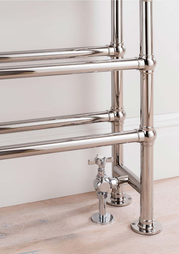 The Radiator Company Lingfield Traditional Towel Radiator