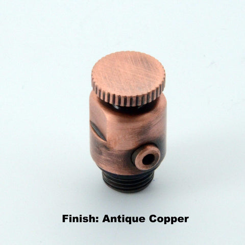Luxury Bleed Valve - Antique Copper