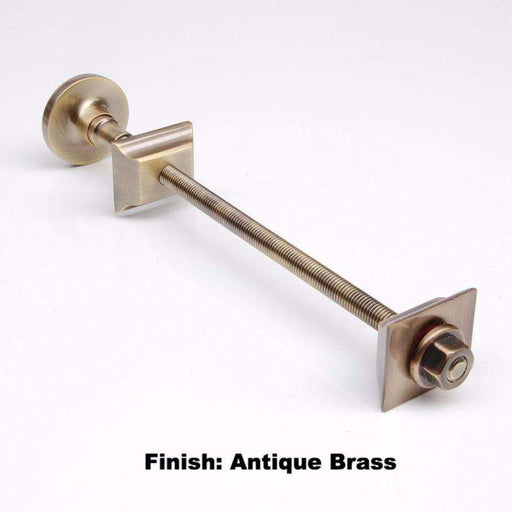 Luxury Wall Stay - Antique Brass