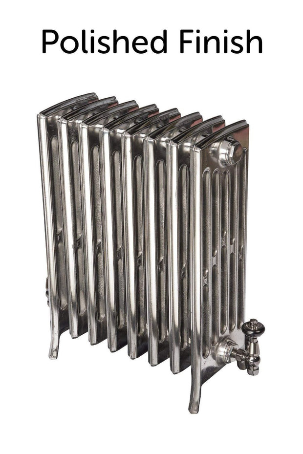 The Tudor 6 - 485mm - Cast Iron Radiator - 6 Column