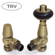 Faringdon TRV Valve Sets - Various Finishes