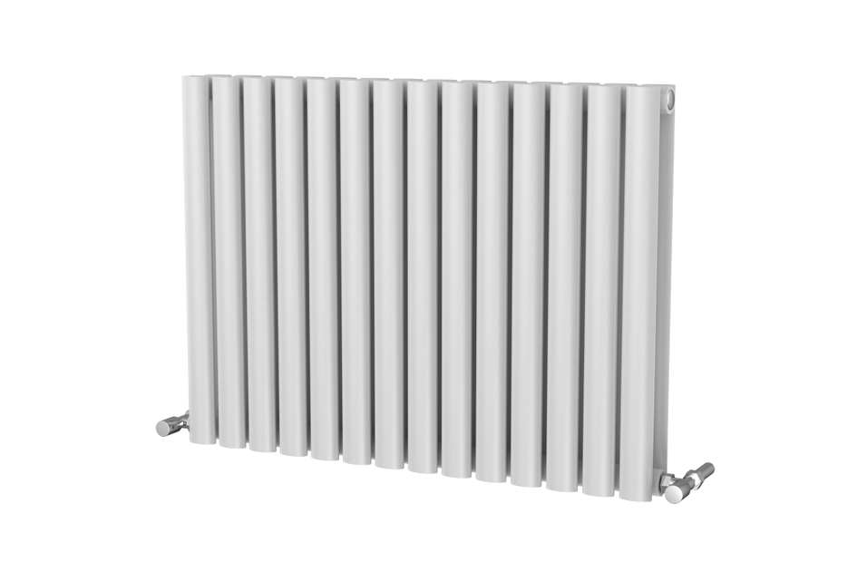 Brushed Chrome Bathroom Radiators: Premium Horizontal Radiators At Fair Prices