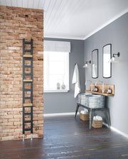 DQ Oakham Towel Radiator - Shelves Only