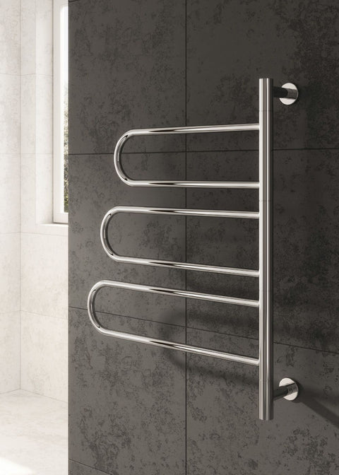NEW Reina Orne Dry Electric Designer Towel Radiator