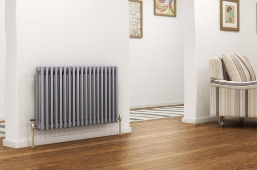 DQ Peta Central Heating Column Radiator (6 Column)
