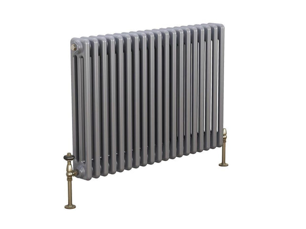 DQ Peta Central Heating Column Radiator (3 Column)