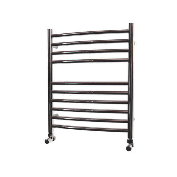 Trade Range - Stainless Steel Curved Towel Rail